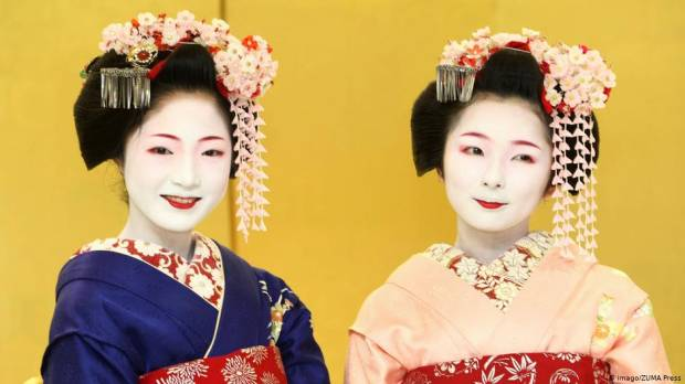 Japans geisha and the unfortunate image of sex workers