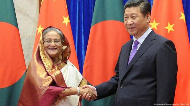 Is Bangladesh falling into a Chinese debt trap?