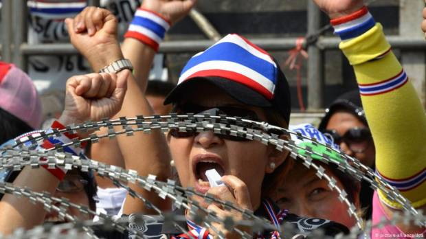 Exiled Thai activists fear for their lives in Southeast Asia