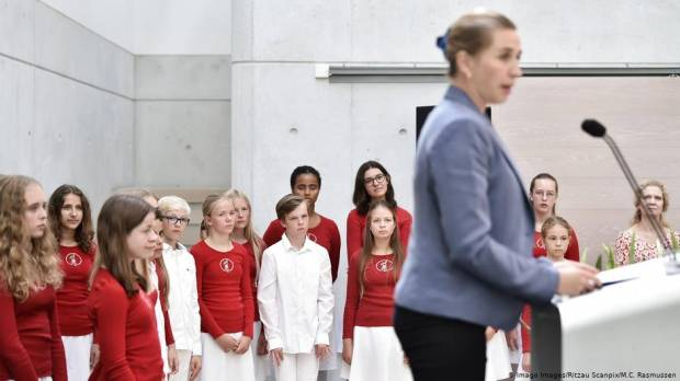Denmarks prime minister apologizes to children abused during post-WWII era