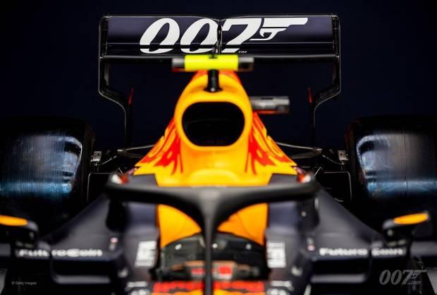 Mobil Balap James Bond akan Tampil di Grand Prix F1 Akhir Pekan Ini