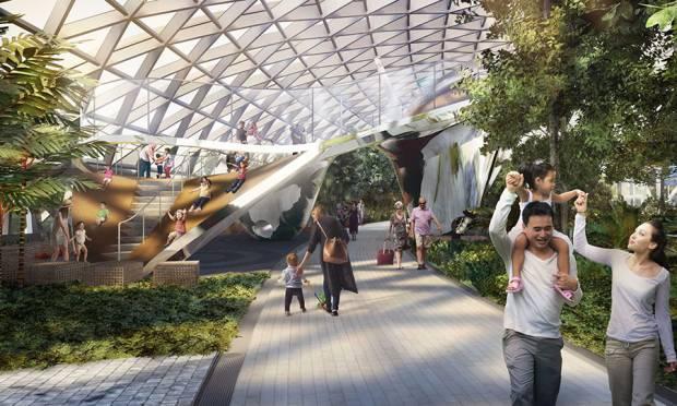 Changi Buka Dua Atraksi Terbaru, Makin Bikin Betah Main di Bandara