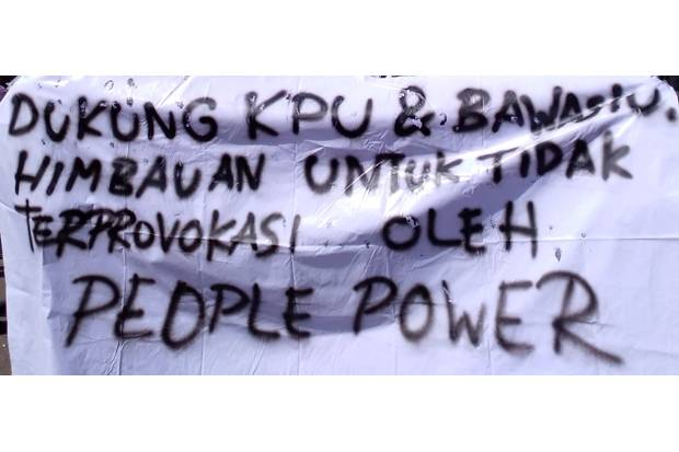 FKUB Subang Tegas Menolak People Power
