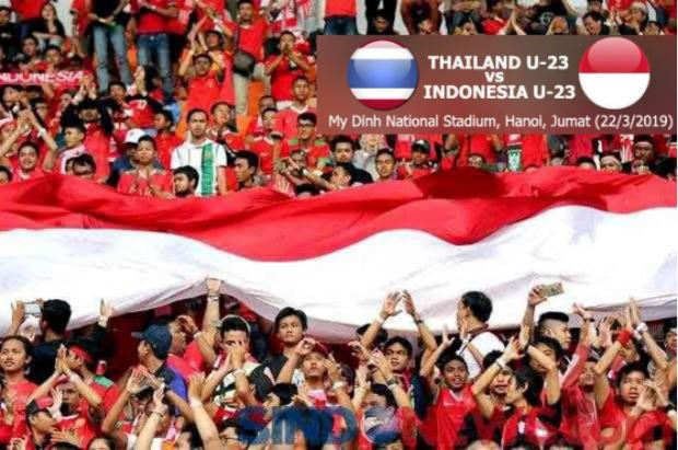Preview Thailand vs Timnas Indonesia U-23: Mengulang Memori Manis