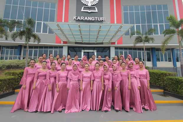 Voca Erudita Berjaya di Karangturi International Choir Competition
