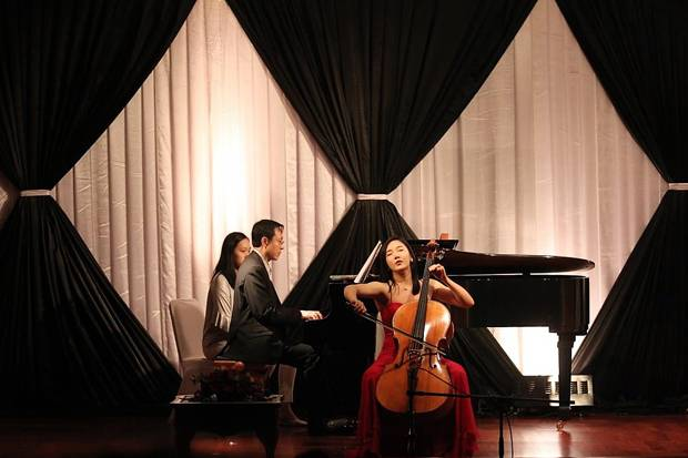 Hee Young Lim Gelar Cello Indonesia Tour