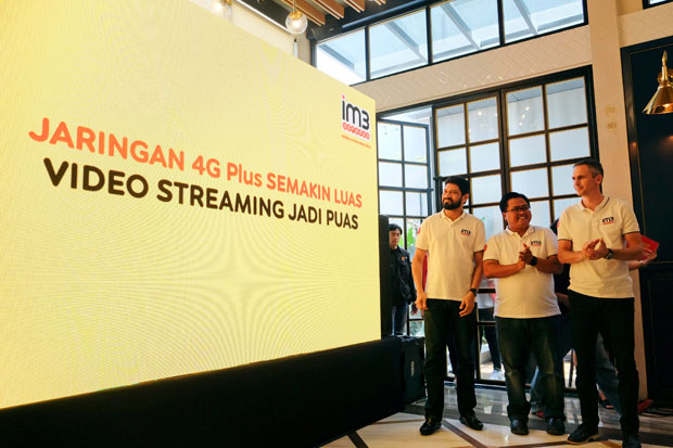 Berkat4G Plus Indosat Ooredoo, Video Call & Youtube Tak Perlu Buffering