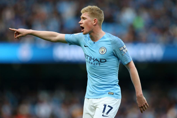 Kevin De Bruyne Dipastikan Absen di Derby Manchester