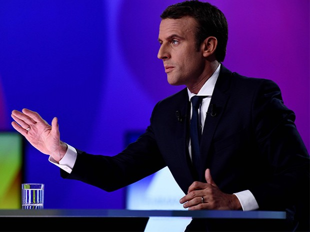 I News Streaming: VIDEO: Emmanuel Macron Resmi Jabat Presiden Prancis