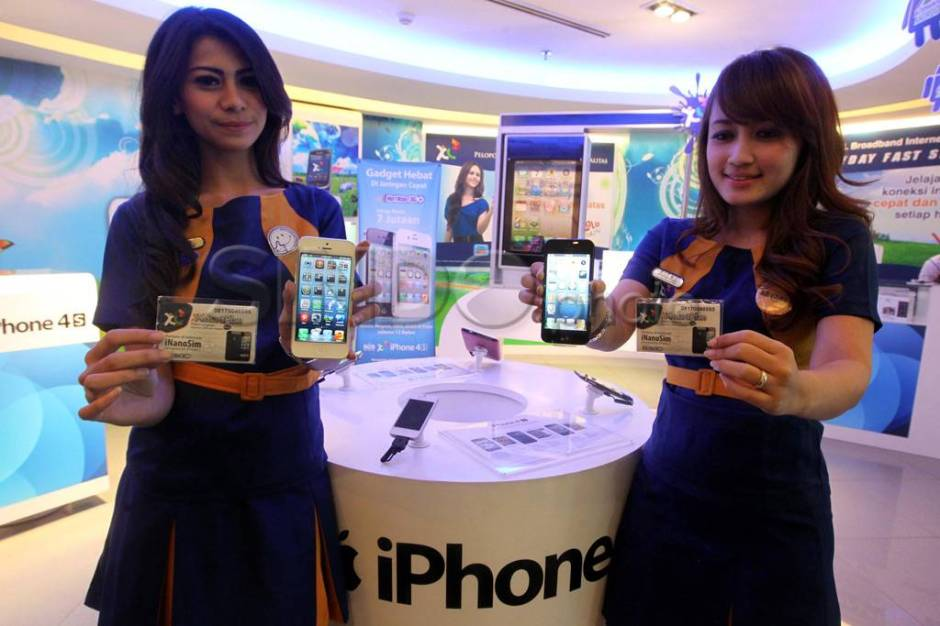 XL Luncurkan iPhone 5-1