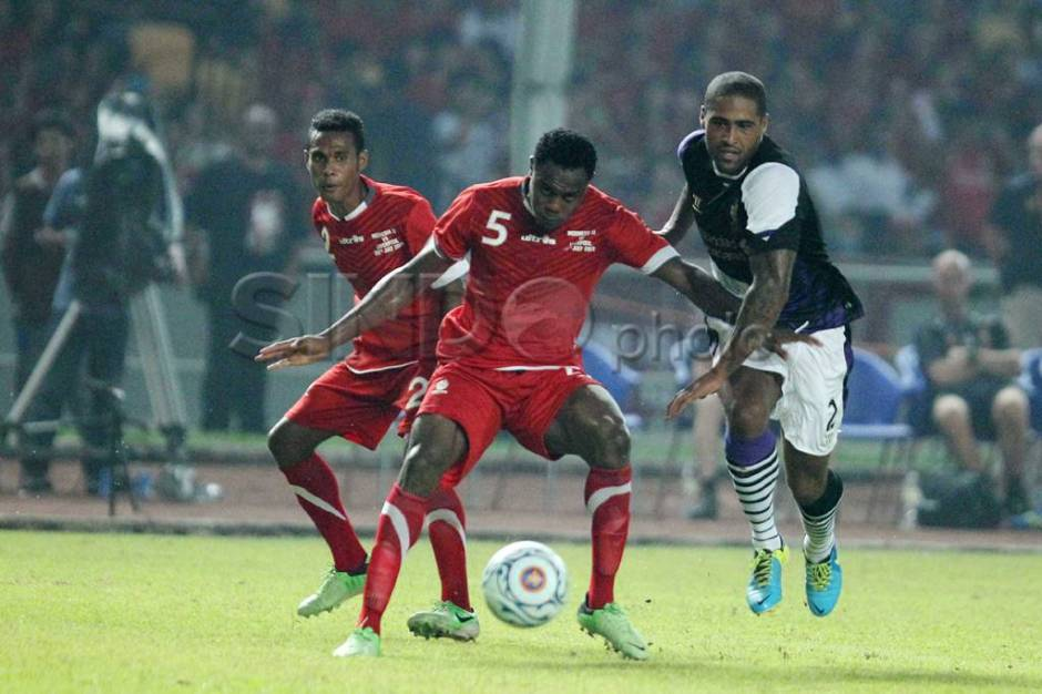 The Reds tundukkan Indonesia XI 2-0-0