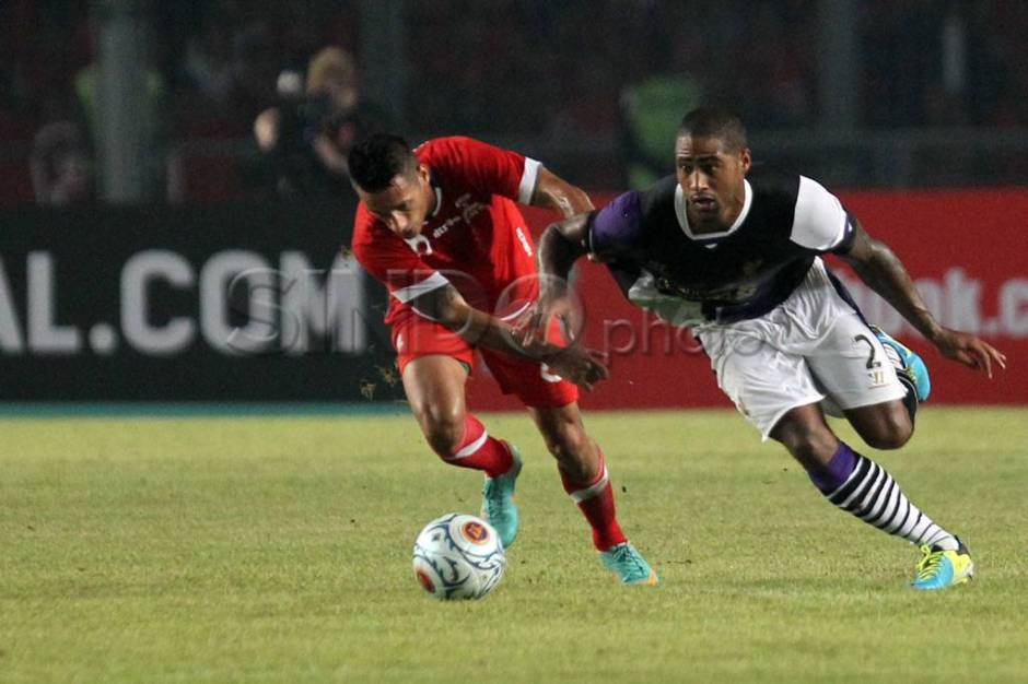 The Reds tundukkan Indonesia XI 2-0-1