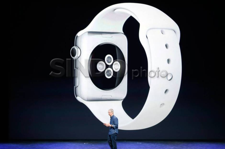 Tiga Varian Jam Pintar Apple iWatch-1