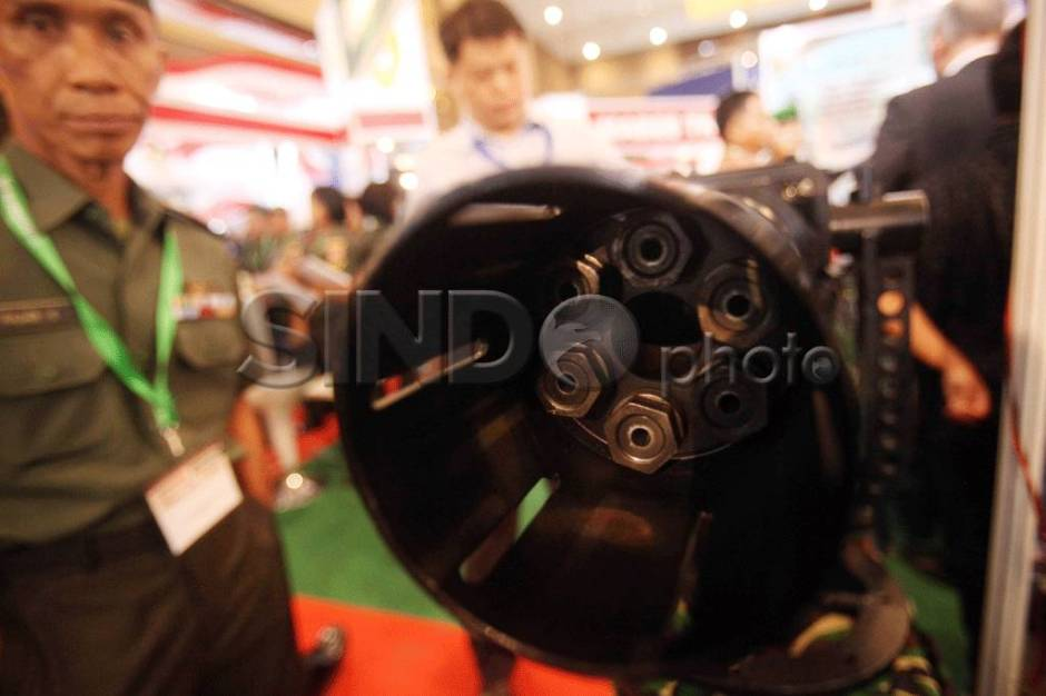 Indo Defence Expo 2014-2