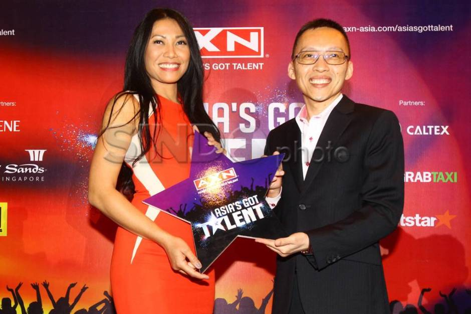 Arabs Got Talent Update: FOTO: Anggun Jadi Juri Asia's Got Talent