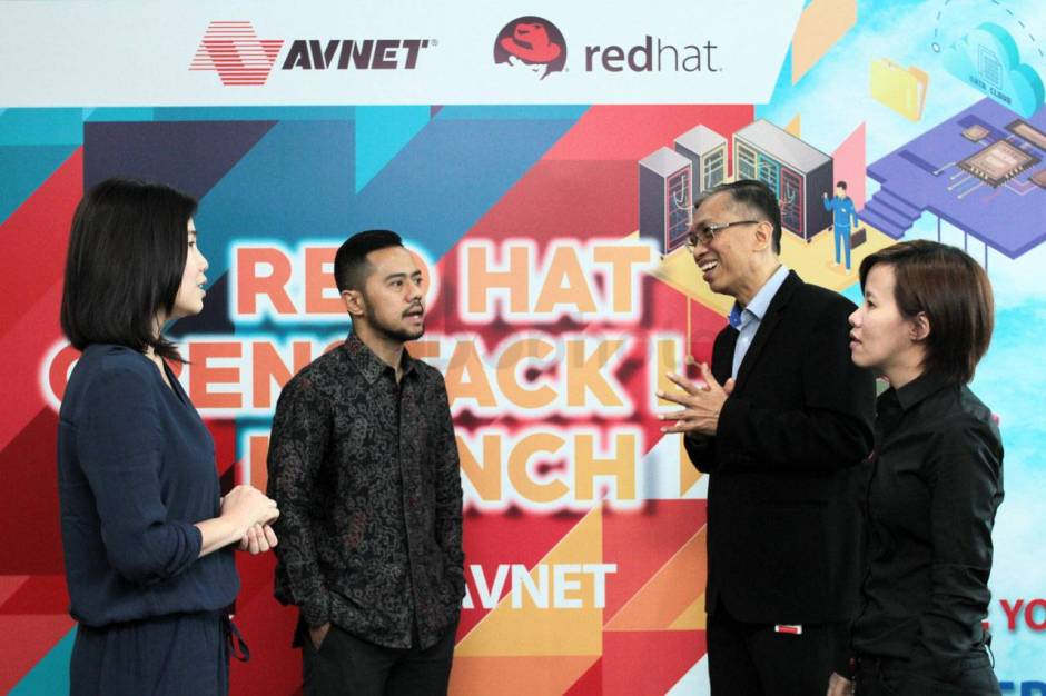 Avnet Luncurkan Red Hat OpenStack Lab-2