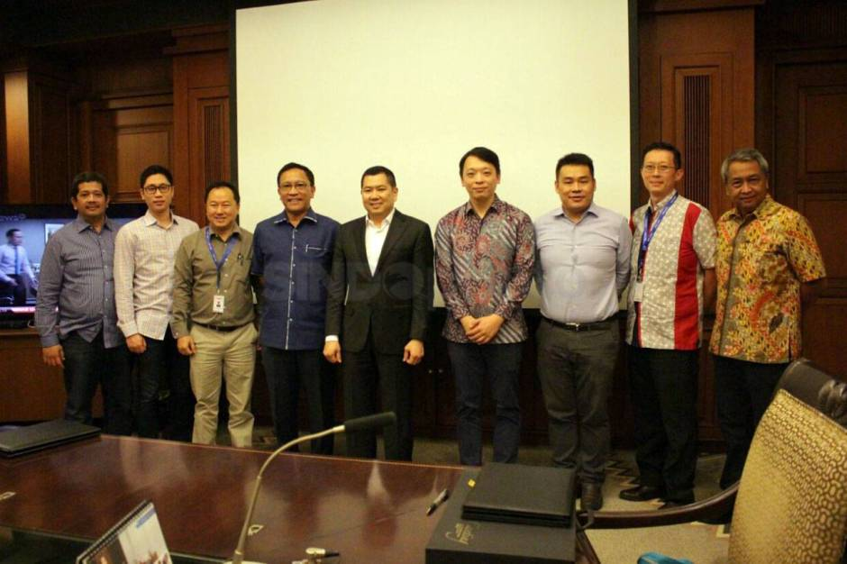 HT Tandatangani MoU Antara MNC Land dan Beijing Urban Construction Group-0