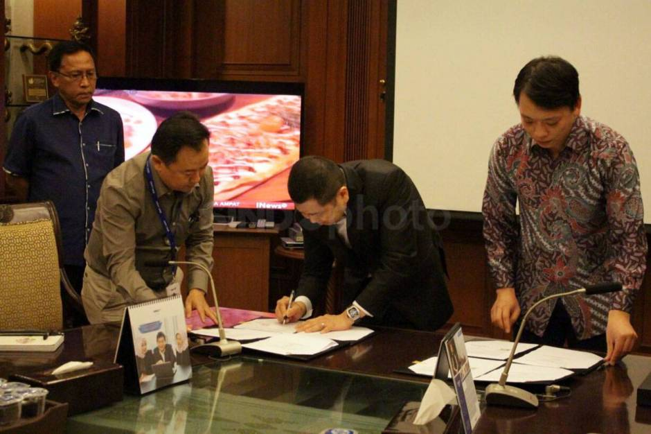 HT Tandatangani MoU Antara MNC Land dan Beijing Urban Construction Group-2