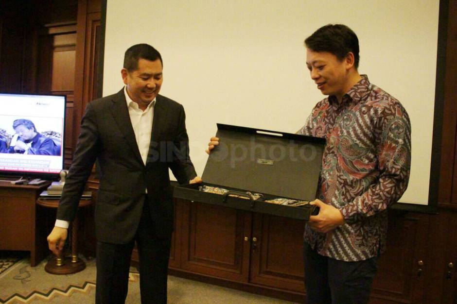 HT Tandatangani MoU Antara MNC Land dan Beijing Urban Construction Group-4