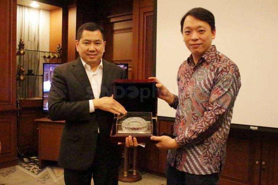 HT Tandatangani MoU Antara MNC Land dan Beijing Urban Construction Group-5