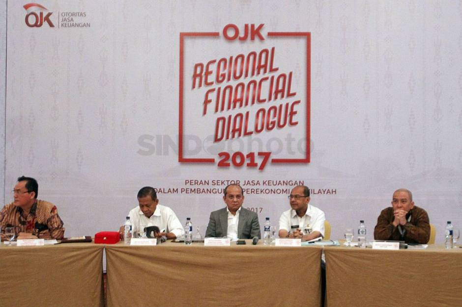 OJK Gelar Regional Financial Dialogue di Medan-0
