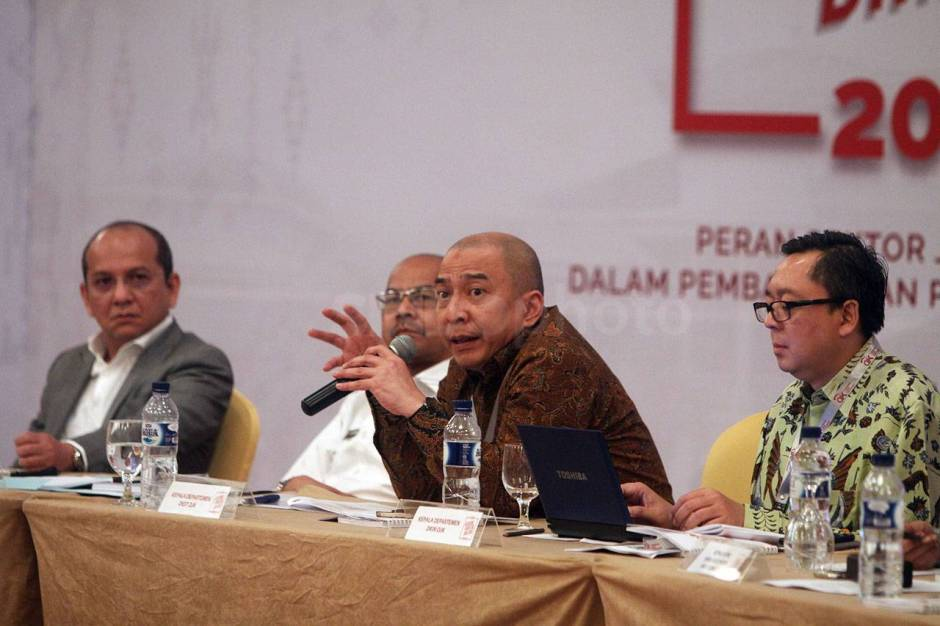 OJK Gelar Regional Financial Dialogue di Medan-1