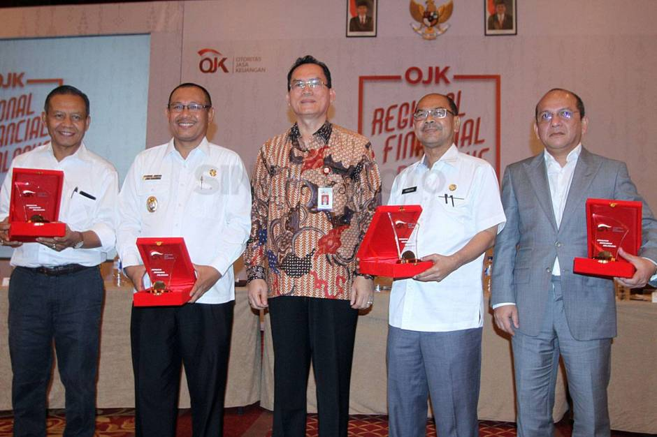 OJK Gelar Regional Financial Dialogue di Medan-4