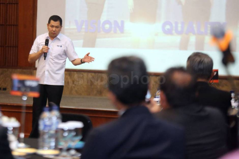 HT Jadi Keynote Speaker Seminar Management Development Program BRI-4