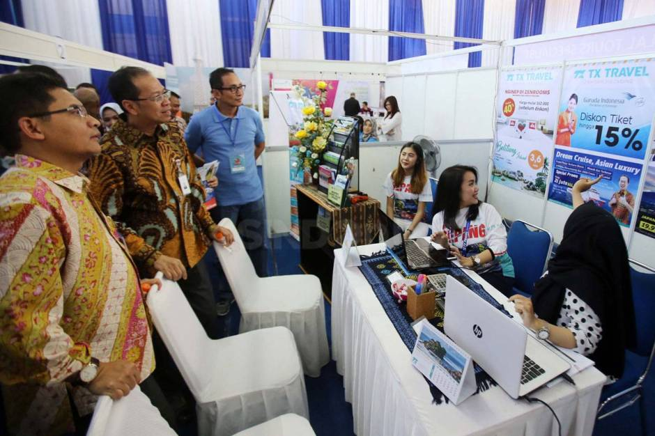 Bank BJB Gelar Bazaar UMKM dan Travel Fair 2017-0