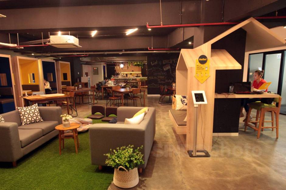 Cre8 Community & Workspace in Jakarta | SINDOnews photo