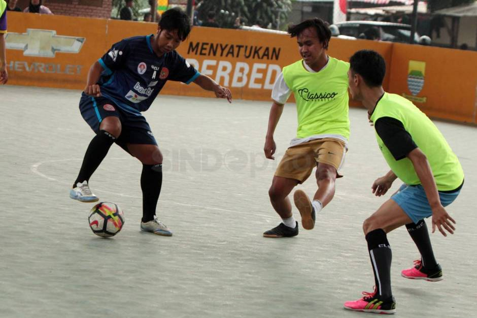 Persiapan Tim Indonesia untuk Homeless World Cup 2017-1