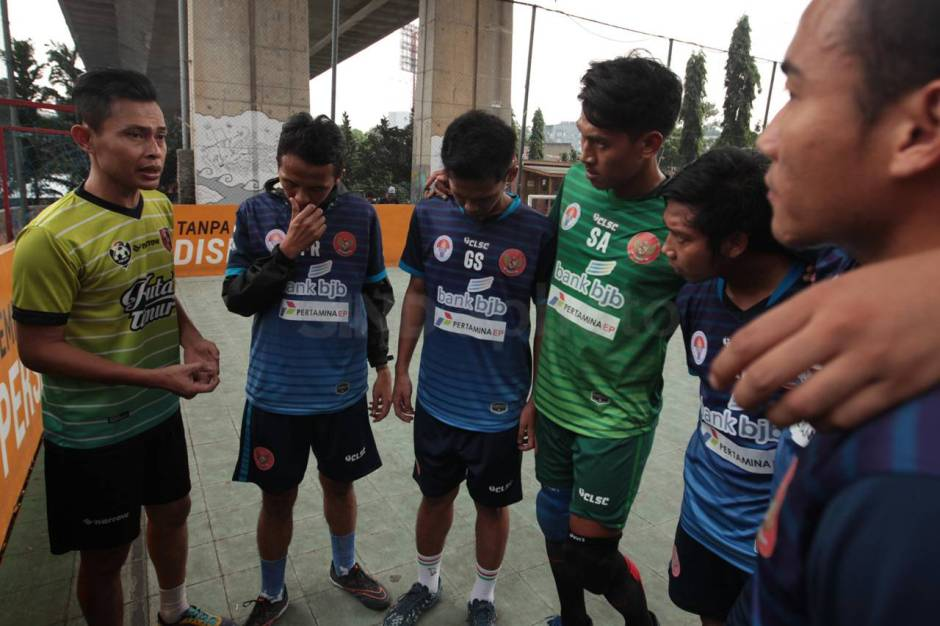 Persiapan Tim Indonesia untuk Homeless World Cup 2017-5