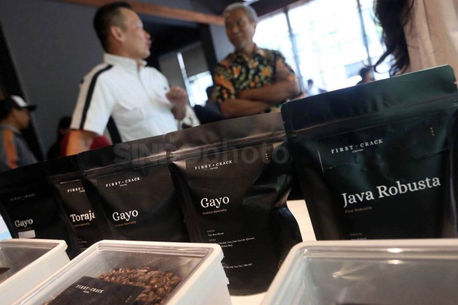 First Crack Coffee Buka Akademi Pengolahan Kopi-1
