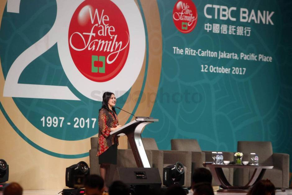 Bank CTBC Indonesia Gelar Economic Outlook 2018-1