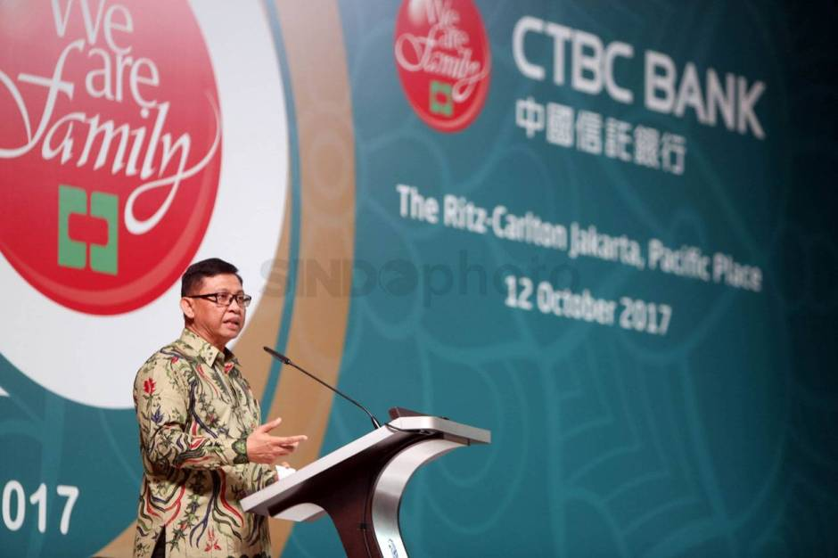 Bank CTBC Indonesia Gelar Economic Outlook 2018-2