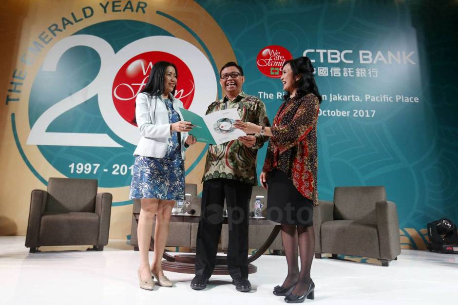 Bank CTBC Indonesia Gelar Economic Outlook 2018-3