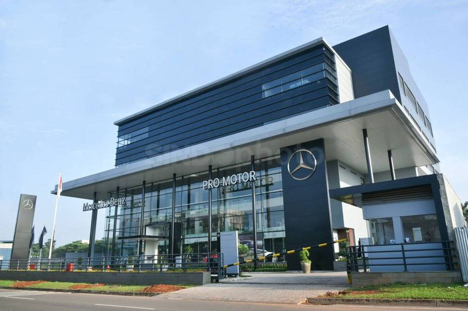 Mercedes-Benz Indonesia Buka Dealer Baru di BSD-0