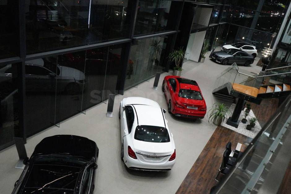 Mercedes Benz Indonesia Buka Dealer Baru di BSD-1