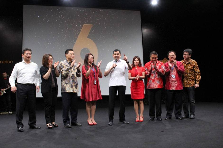 MNC Insurance Rayakan HUT Ke-6-1
