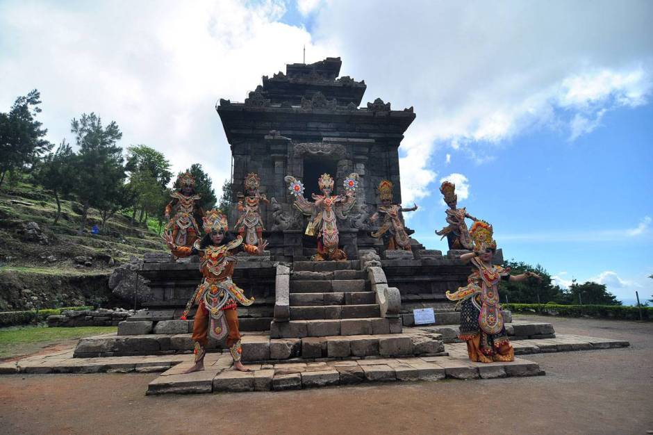 Gedong Songo Royal Culture-2