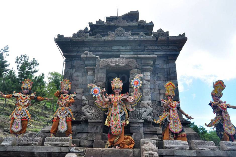Gedong Songo Royal Culture-3