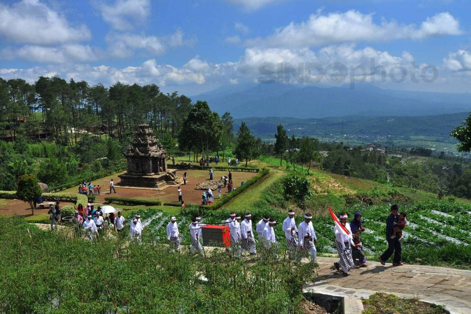 Gedong Songo Royal Culture-6