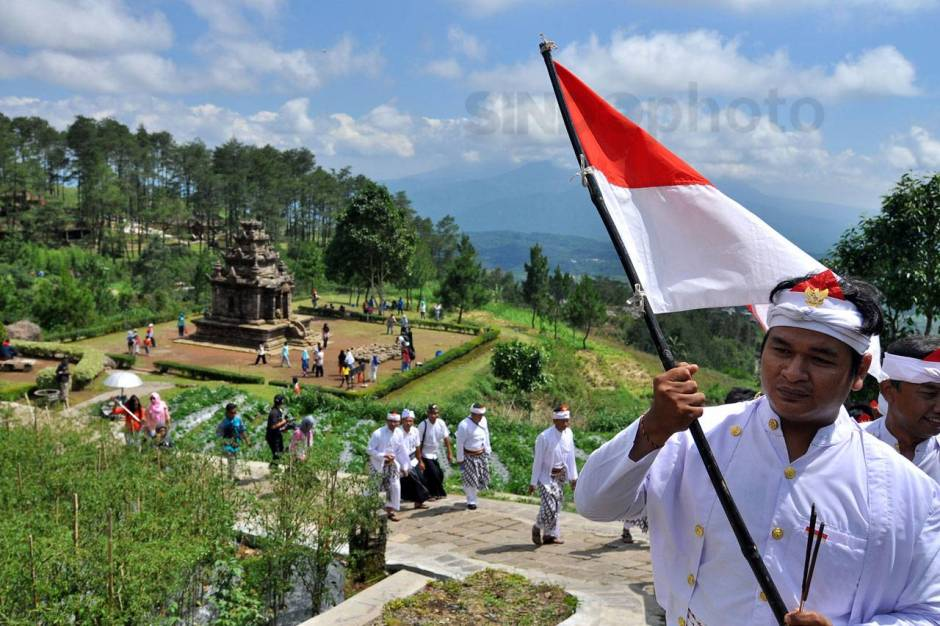 Gedong Songo Royal Culture-9