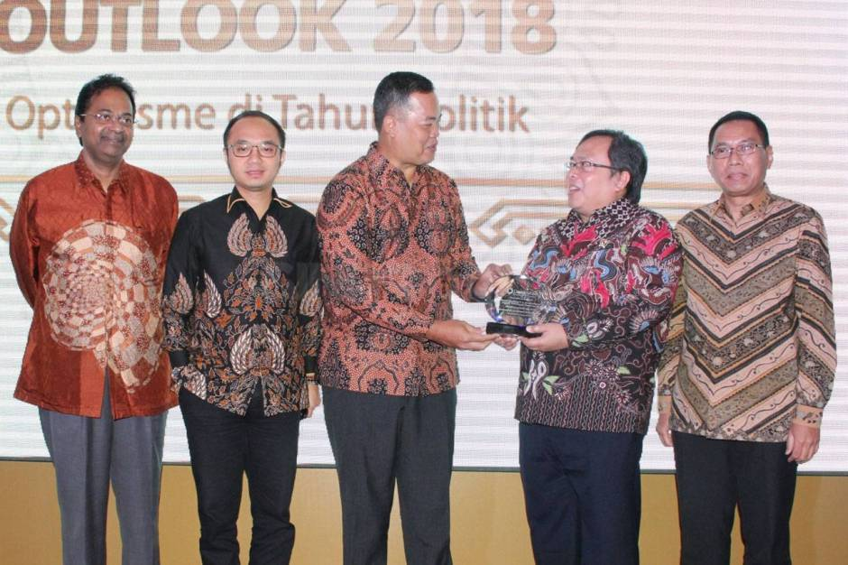 Menteri PPN Kepala Bappenas Hadiri Economic Investment Outlook 2018-0