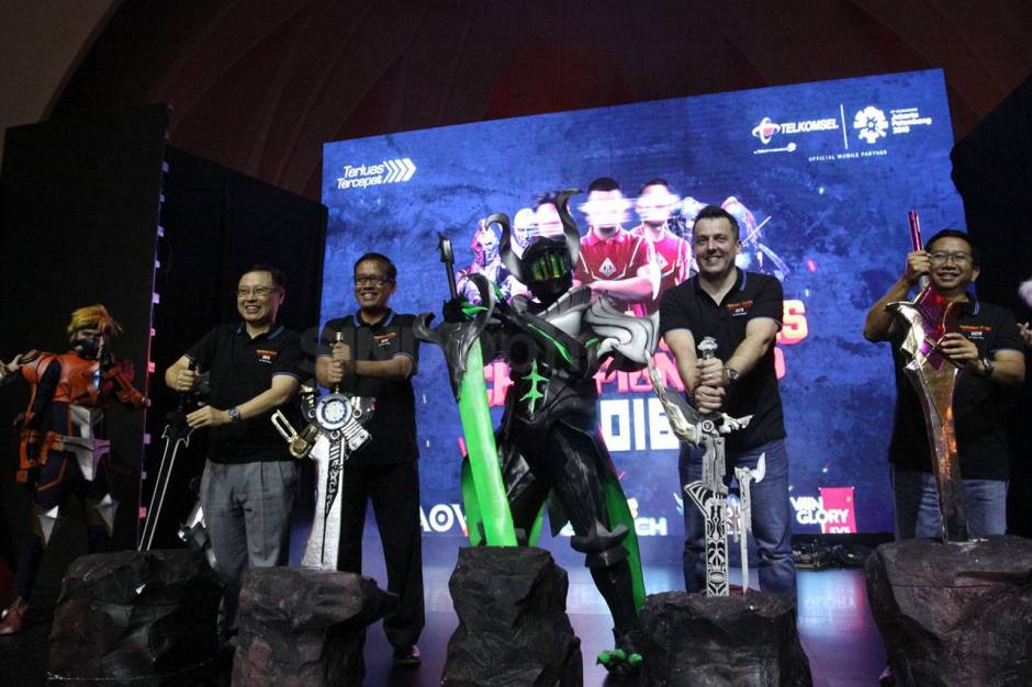 Telkomsel Gelar Indonesia Games Championship 2018-3