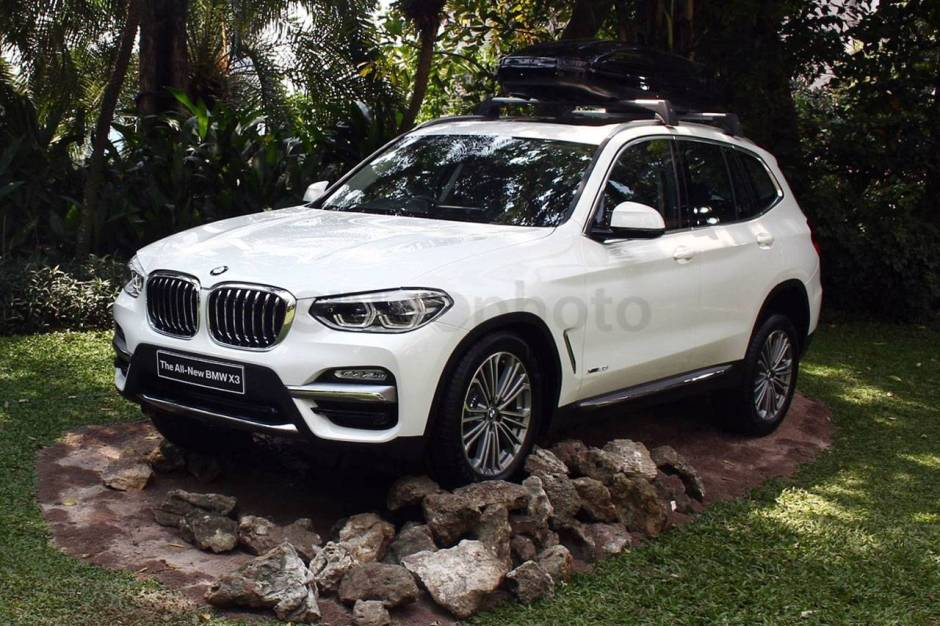 BMW Indonesia luncurkan All-new BMW X3-0