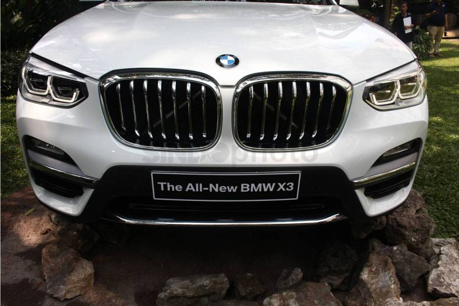 BMW Indonesia luncurkan All-new BMW X3-1