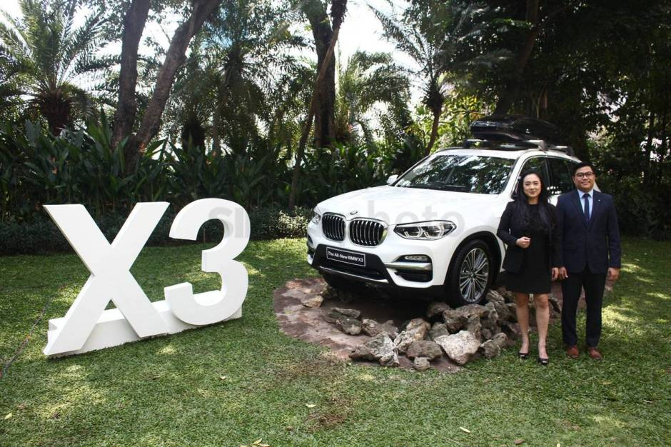BMW Indonesia luncurkan All-new BMW X3-5