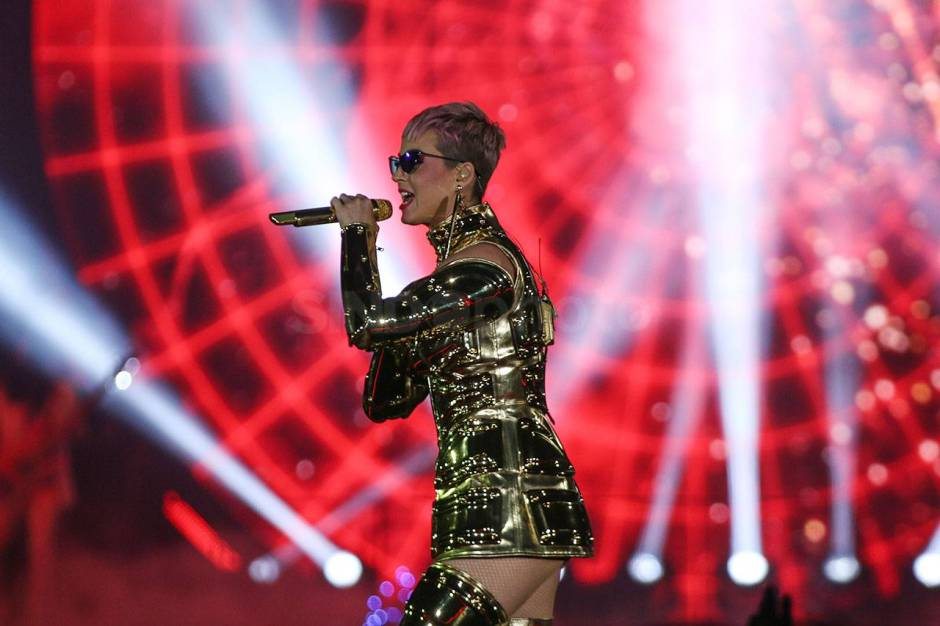 Konser Witness Katy Perry di ICE BSD-1