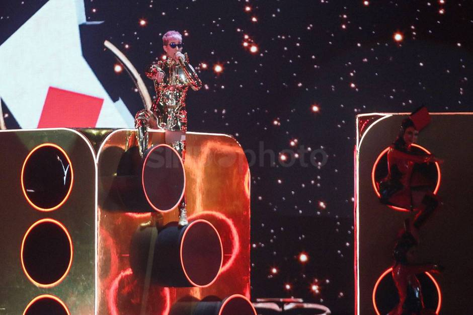 Konser Witness Katy Perry di ICE BSD-2